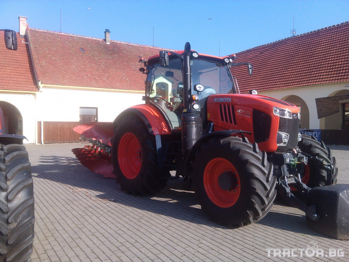 Трактори Kubota M 7 3 - Трактор БГ