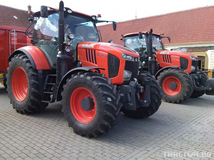 Трактори Kubota M 7 0 - Трактор БГ