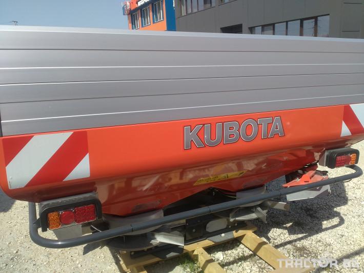 Торачки Kubota DSM, DSX 2 - Трактор БГ