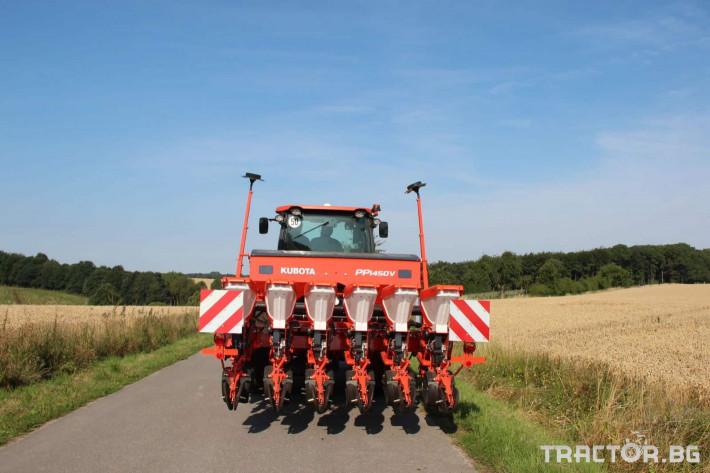 Сеялки Kubota PP 1450 5 - Трактор БГ